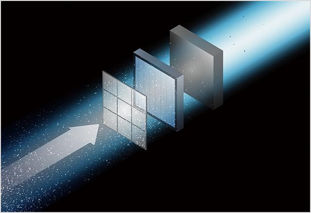 エアファクトリー(熱交換型第一種換気システム)