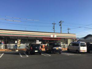 セブンイレブン玉野田井3丁目店 約480m(徒歩6分)