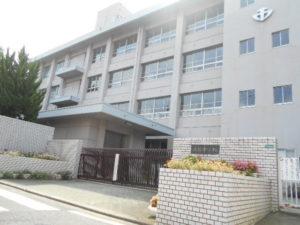 松山市立道後中学校 約1400m(徒歩18分)