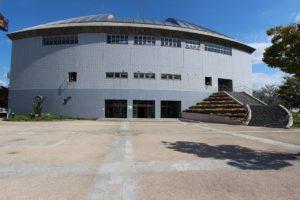 松前公園体育館約540m(徒歩7分)