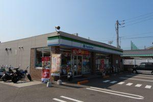 ファミリーマート松前町役場前店 約130m(徒歩2分)