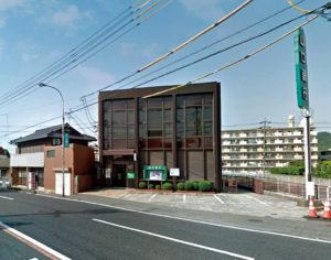 山口銀行新下関支店約1.6km
