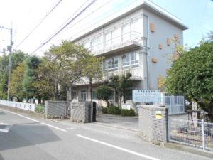 松山市立湯築小学校 約540m(徒歩7分)