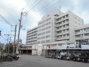 松山赤十字病院 約530m(徒歩7分)