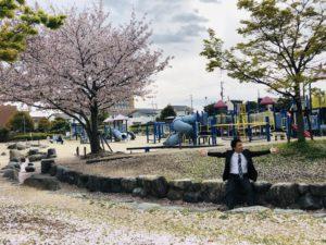 松前公園 桜が綺麗!