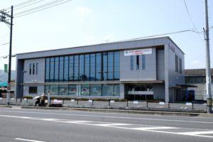 中国銀行赤磐支店 約640m (徒歩8分)