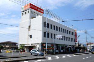 おかやま信用金庫藤原店 約450m (徒歩6分)