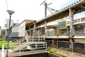 JR山陽本線「高島駅」約1100m(徒歩14分)