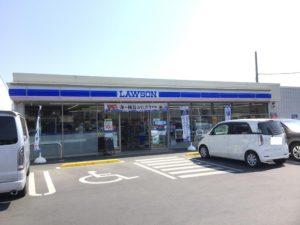 ローソン岡山海吉店 1031m(徒歩13分)<br>営業時間:24時間営業