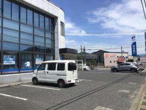 鳥取銀行鳥取東支所(約650m)