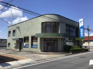 鳥取銀行(約750m)