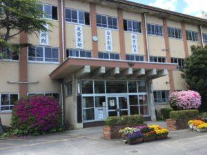 湊山中学校(約2,400m)