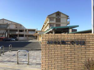 出雲第二中学校(1,000m)