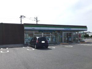 ファミリーマート 玉造温泉店(600m)