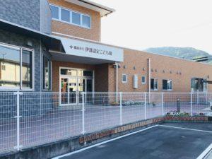 伊部認定こども園 500m(徒歩7分)<br>※伊部小学校・備前中学校も近くにあるため、計画的に交流を持っているそうです。