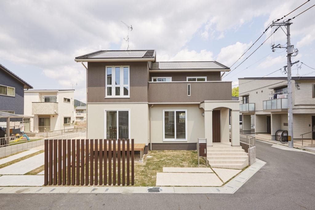 グリーンステージ横井上Ⅲ期GTUV8号地分譲住宅