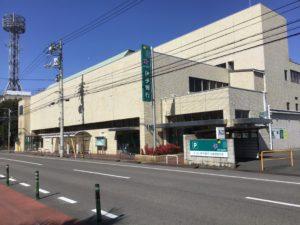 伊予銀行新居浜支店 約700m (徒歩9分)
