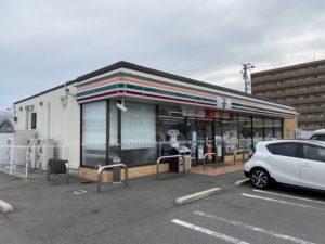 セブンイレブン小郡昭和通り店(500m・徒歩7分)
