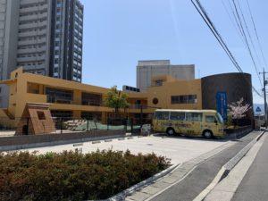 学校法人星月学園 楽々園ルンビニ幼稚園 約110m(徒歩2分)