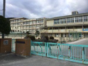 済美中学校 約1100m 徒歩約14分