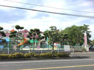 城北保育園 750m(徒歩10分)<br>北側に公園が隣接している津山市南部の私立保育園です。
