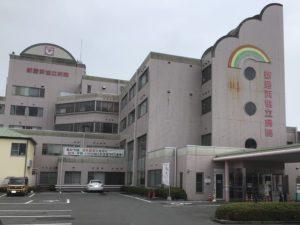 新居浜共立病院 約600m 徒歩8分