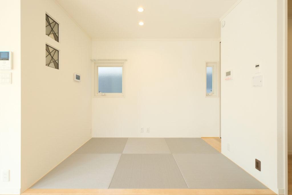 ダイニング横のタタミコーナー【2021.05.10】