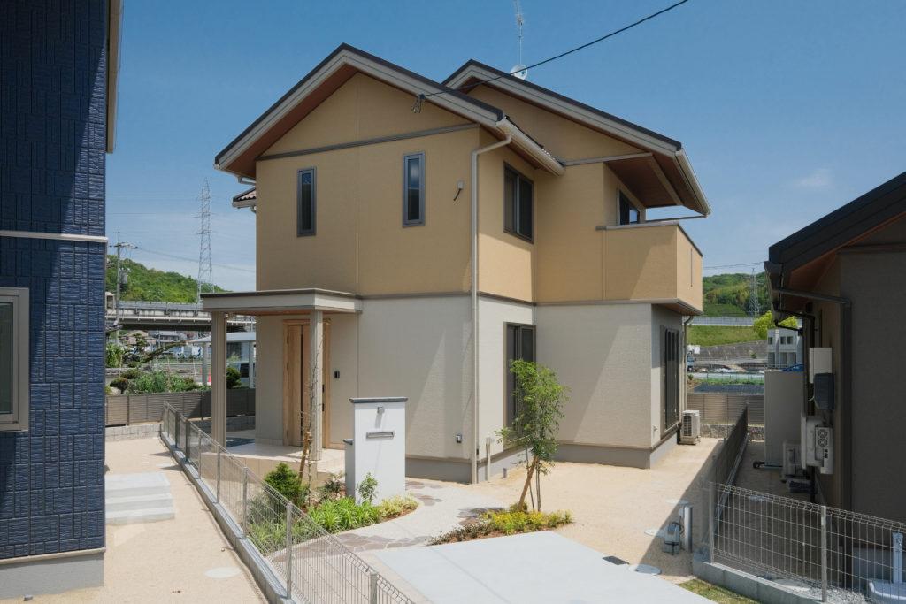 スマートハイムシティ尾道西藤5号地