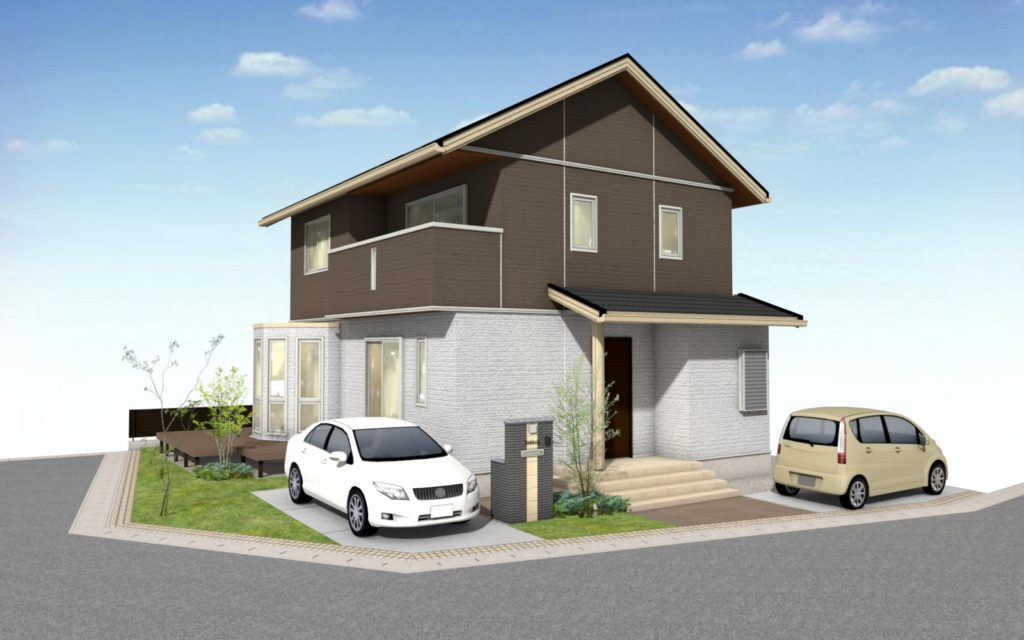 スマートハイムシティ尾道西藤2号地分譲住宅
