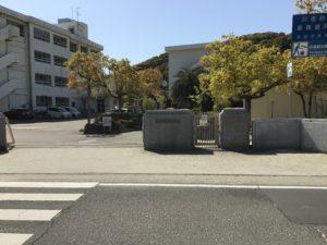津田中学校 約1400m 徒歩18分