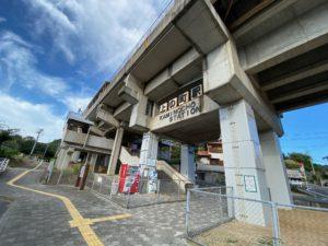 JR瀬戸大橋線「上之町駅」約1,650m (徒歩21分) 駐輪場も完備