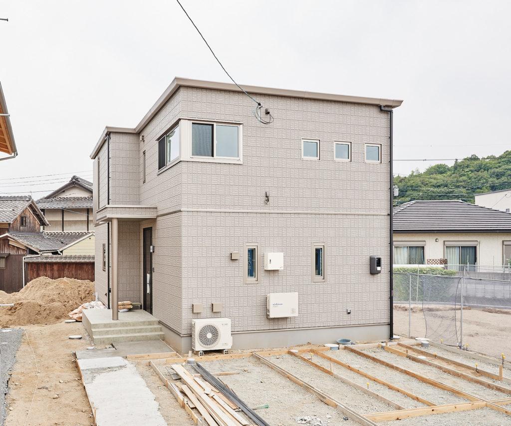 倉敷市連島町江長3号地(SmartPowerStation-Urban)